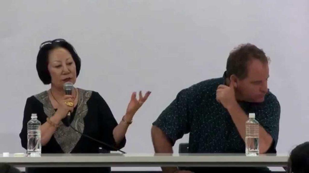 中丸薫とベンジャミン・フルフォードの「ここだけの話」2014.10.16