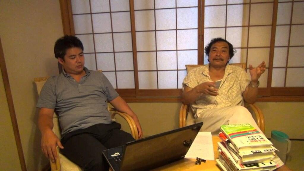 【偽装社会】がんセンターについて 内海聡先生 船瀬俊介先生
