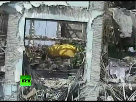 Scary frontier footage of Fukushima ruins, images of robots inside reactor