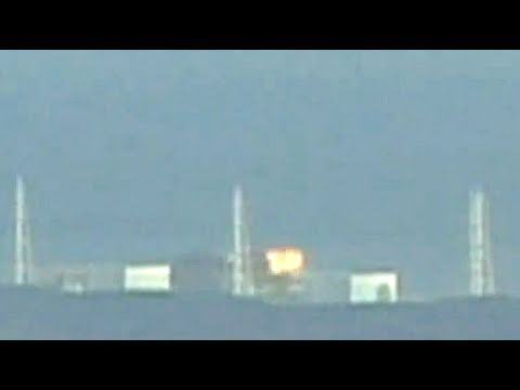 Fukushima reactor 3 explosion (HD March 14 2011 – Japanese nuclear plant blast)