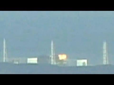 Fukushima reactor 3 explosion (HD March 14 2011 – Japanese nuclear plant blast)