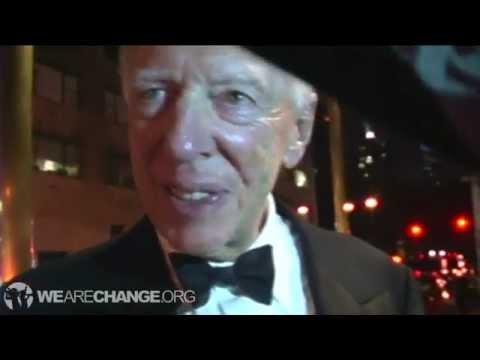 ジェイコブ・ロスチャイルド卿と対決 ビルダーバーグ Rothschild Bilderberg