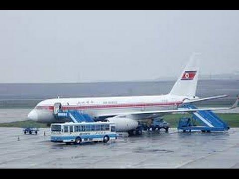 閲覧注意!!中国!!北朝鮮航空会社に!乗り入れ禁止勧告?!驚愕!
