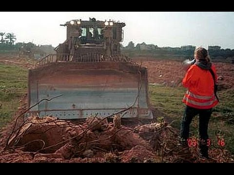 シオニストがあなたに見てほしくないもの  レイチェル・コリー Rachel Corrie