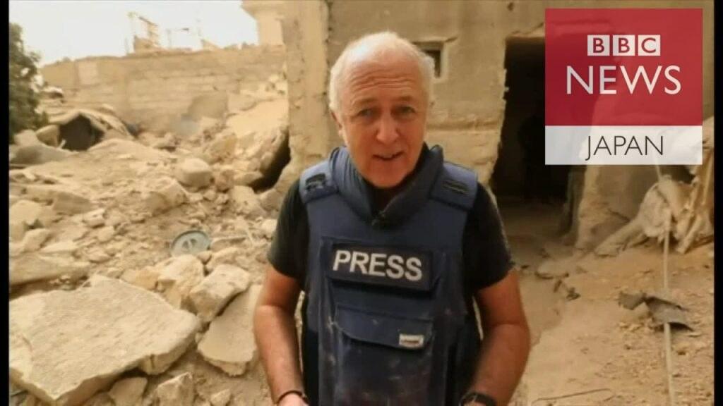【BBC】出口見えぬ応酬 シリア内戦の現場から