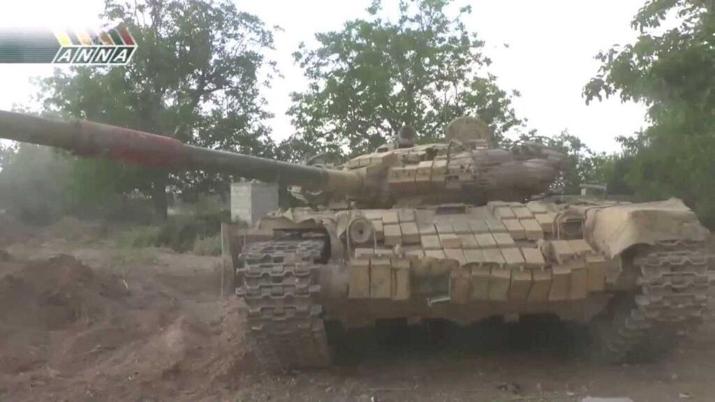 シリア内戦 最近の映像