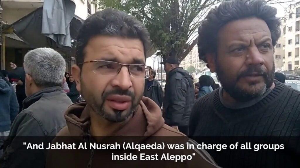 [日字幕] シリアのホワイトヘルメットはアルカイダの民間防衛隊