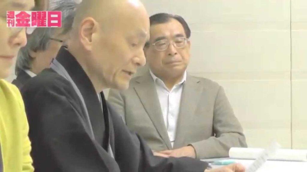 大飯原発差し止め訴訟 福井県庁申し入れ