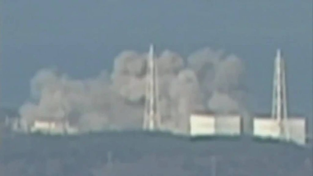 Fukushima reactor 1 explosion (HD March 12 2011 – Japanese nuclear plant blast)