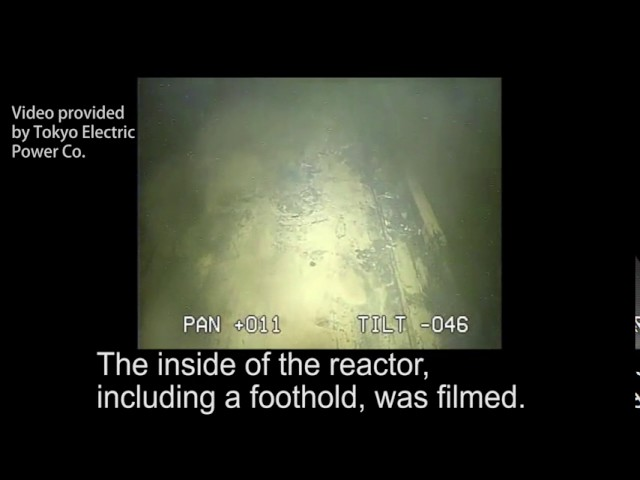 TEPCO reinserts camera in Fukushima reactor 2