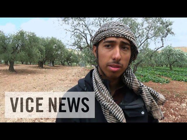 シリアで戦う英国人ジハーディスト