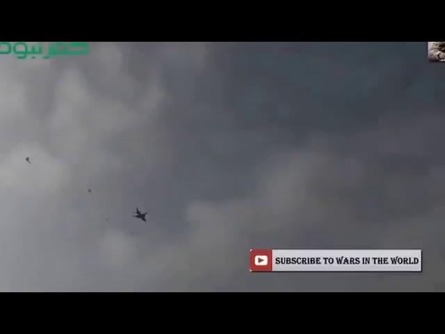 シリア 空爆映像【観覧注意】