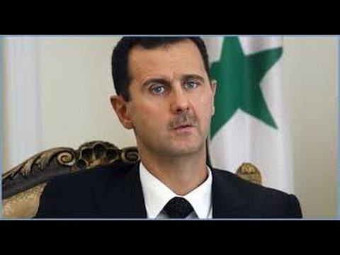 食い違う・公式発表!!シリア・アサド政権・・アメリカ・トランプ政権・・?!