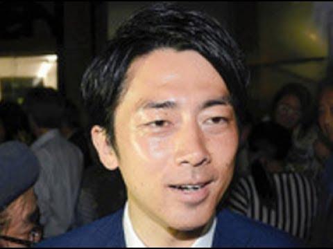 横須賀市長選勝利!!小泉進次郎氏・・『党本部にお返し』!!