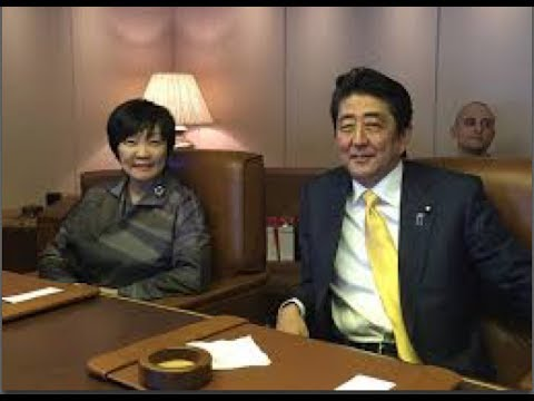 天下の猛妻・・秘録・総理夫人伝!安倍晋三・昭恵夫人!(下)