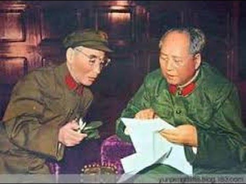 衝撃事実!!驚愕!中国共産党!林彪元帥!ソビエトと内通か!?