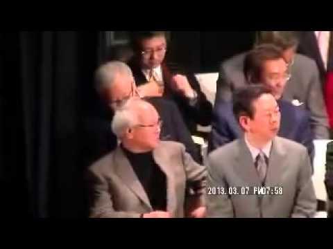 三井環 市民連帯の会代表の講演