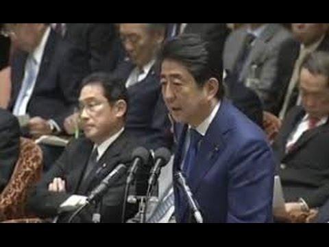 安倍首相の発言で・・議場内が怒号に包まれる・・蓮舫代表は憤り!!