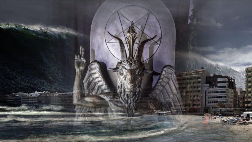 【人工地震の証明】~悪魔による人工地震を証明する~『新・霊界物語 十話』