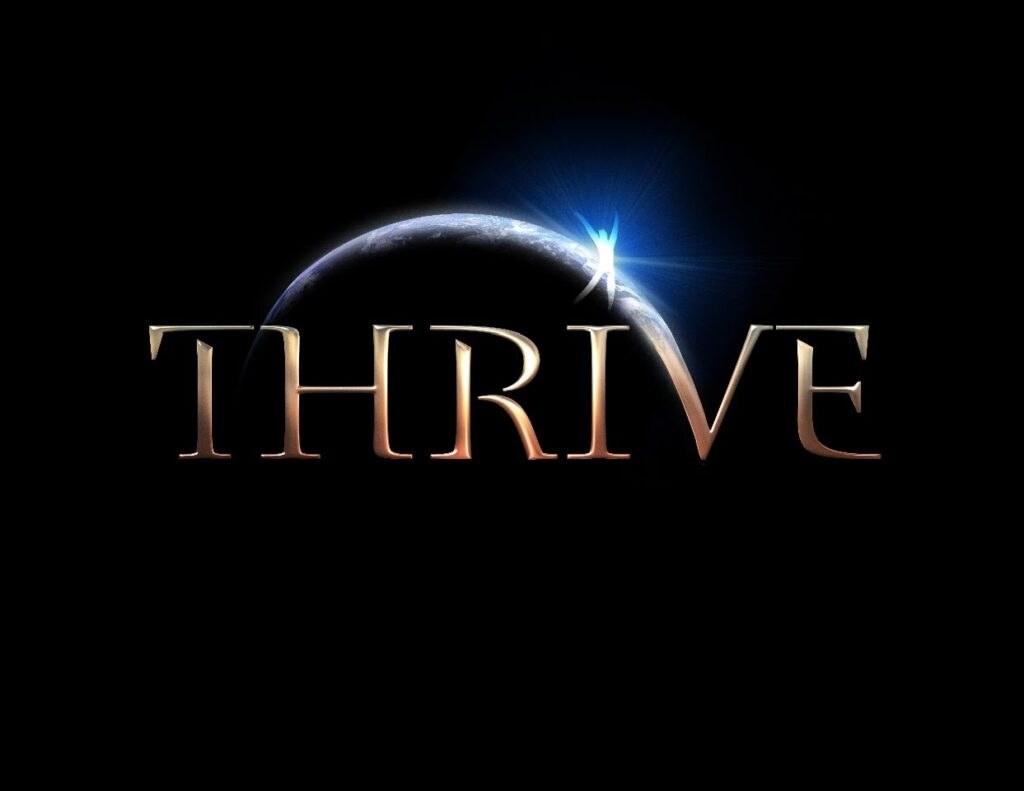『THRIVE』