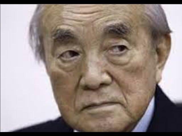 中曽根康弘・元首相・・36年振り・・改正案を公表・・