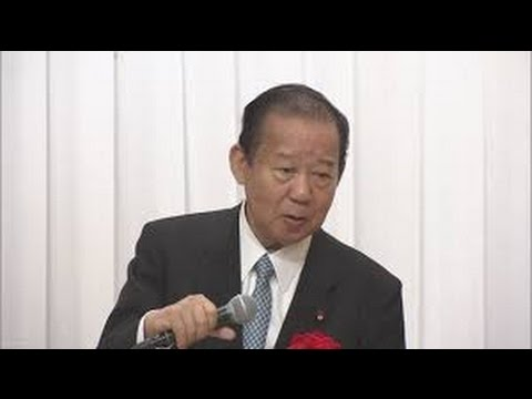 二階幹事長『いきなり大騒ぎ』今村氏更迭した・・安倍総理に恨み節!!