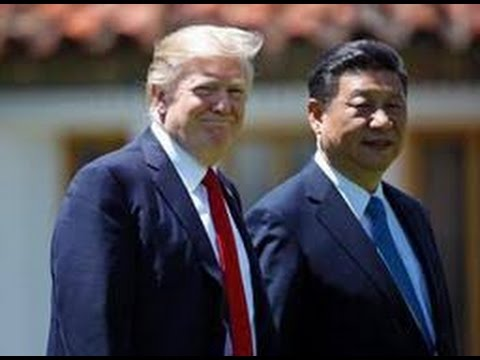 米・中首脳会談!!北朝鮮問題・中国に○○完全履行促す・・?!