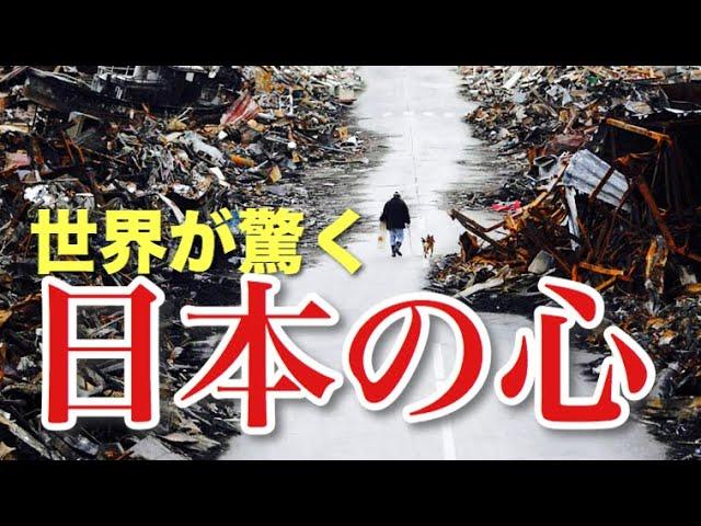 《再》世界が驚く日本の心