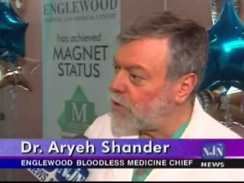 米軍の医師は無血手術方法