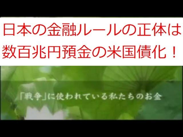 【偽装社会】金融マフィアに乗っ取られた日本  日本人かは年間数百兆円騙し取られている 20年間で5000兆円以上の窃盗被害【警察24時の裏】