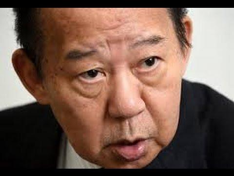 二階自民党幹事長・・第2次麻生政権への・・?!期待感あおる・・?!