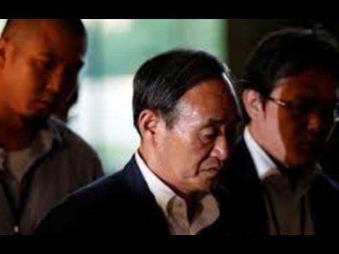 菅官房長官が・・前川喜平氏を批判!!!オフレコで『彼は異常だよ!』