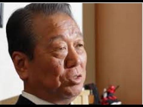 小沢一郎氏・・私の失敗は・・民主党の代表を辞めたことかも・・