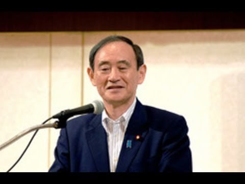 菅官房長官・・豊洲移転問題!!『知事が風評被害を広げていてはダメ!!』