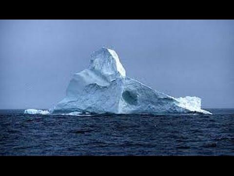 驚愕!!北極海の氷!夏には○○?!閲覧注意!衝撃!