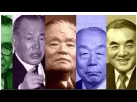 人間臭さプンプン・・『派閥』のカラクリと歴史!!強烈キャラの政治家バトル・・!?