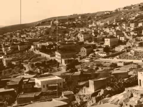 シオニストのイスラエル建国以前のパレスチナ