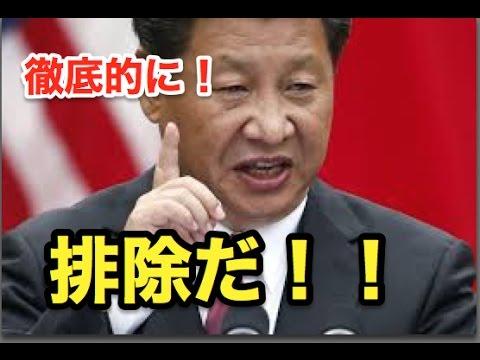 中国・習近平!!地下銀行・摘発?!いよいよ!!江沢民派・排除か??!閲覧注意!!衝撃!