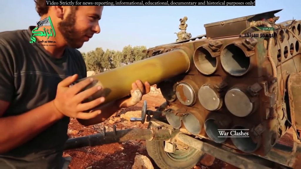 シリア内戦 アレッポ 衝撃映像集2