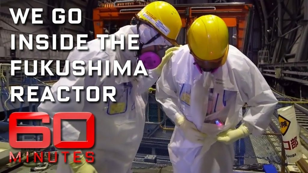 Inside the Fukushima reactor   60 Minutes Australia
