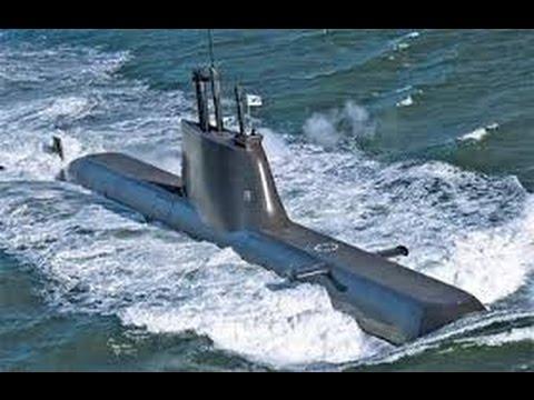衝撃事実!!驚愕!中国海軍!無人海底探査潜水艦!海翼7000・実力は!?