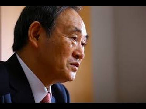 菅義偉官房長官・・蓮舫氏の二重国籍問題をチクリ?『ウソはダメ!!』・・