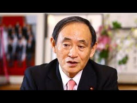 沖縄復帰45年・・『苦難忘れぬ・・』菅官房長官・・