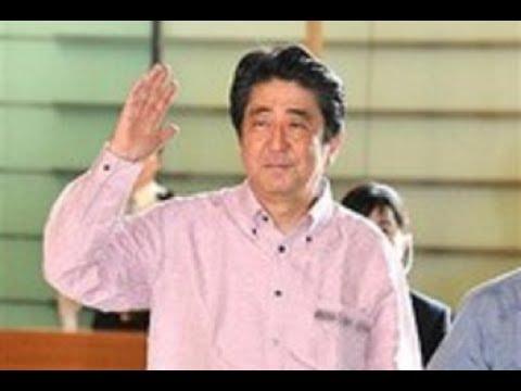 安倍晋三首相・・小池都知事離党届!『やむを得ない・・』都議選『構図はっきりした!』
